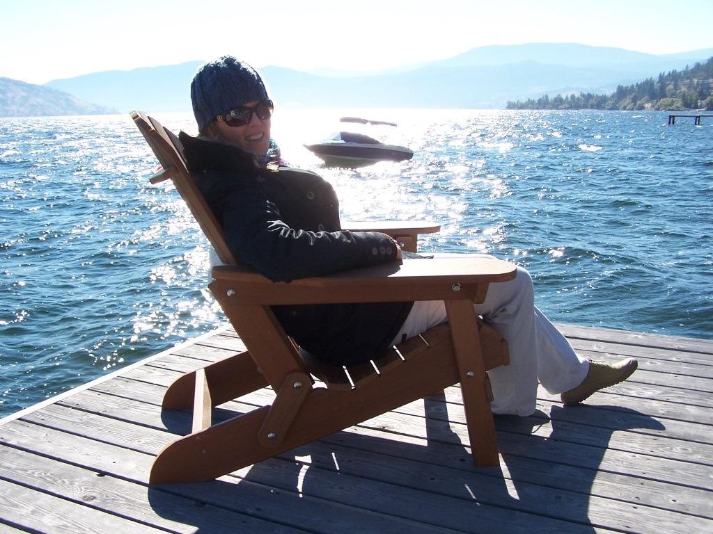 Okanagan Lake, Peachland   2012