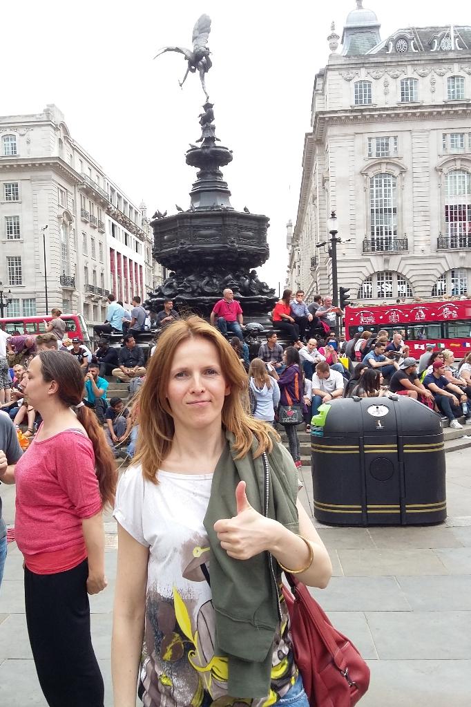 London, England 2016